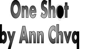 One Shot header by Ann Chvq